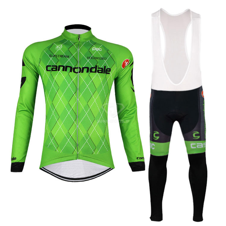 cannondaleロングスリーブシャツ